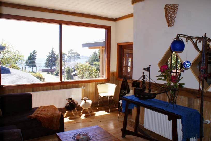 Casa Kalfu - Estar