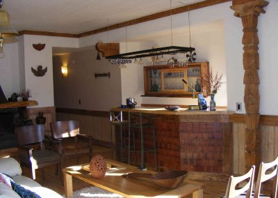 Bar - Casa Kalfu