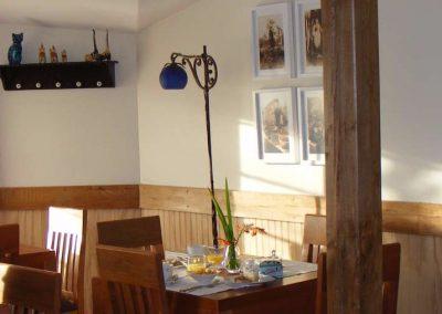 Comedor - Casa Kalfu