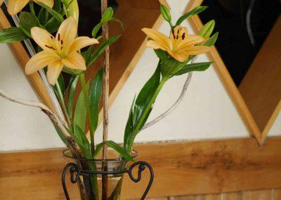 Detalle Flores - Casa Kalfu