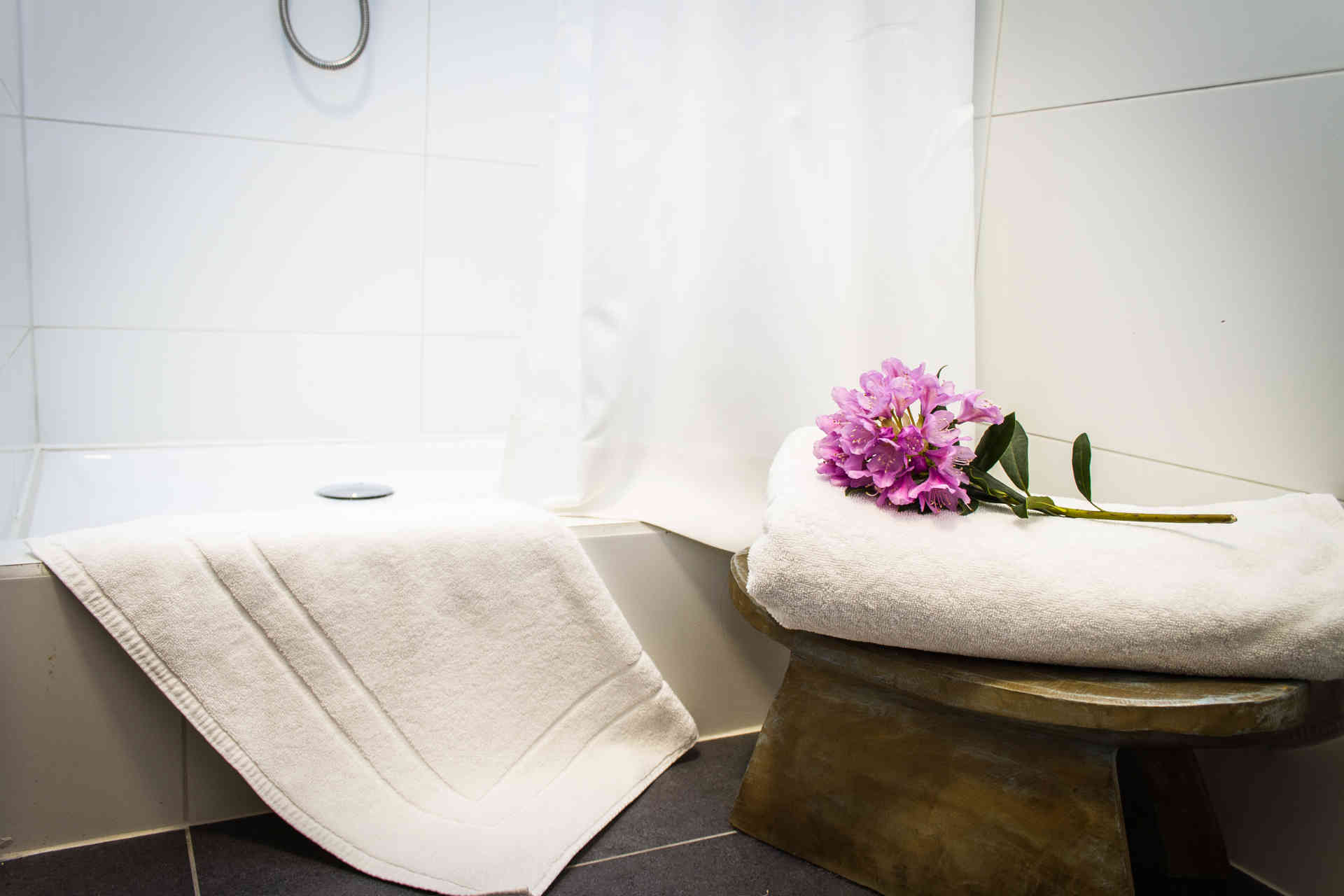 Baño - Casa Kalfu