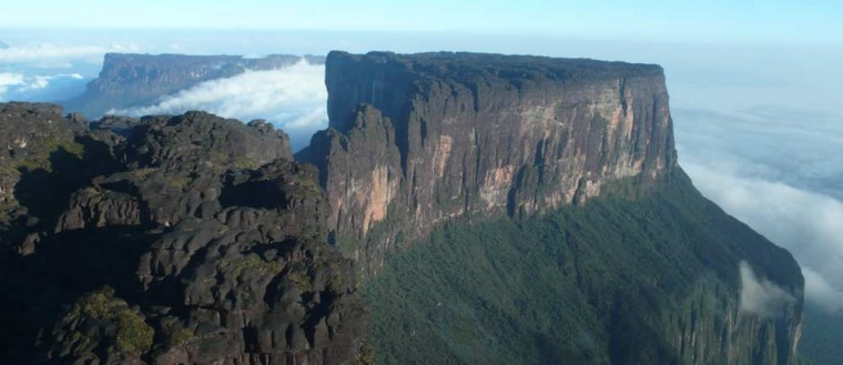 3 days and 2 nights discovering Canaima