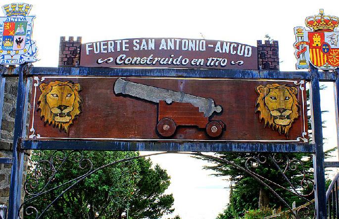 Fuerte San Antonio
