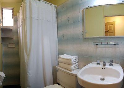Single baño