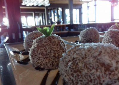 Cocadas para coberturas Hotel Punta Sirena