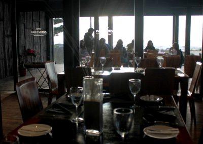 Restaurant Hotel Punta Sirena