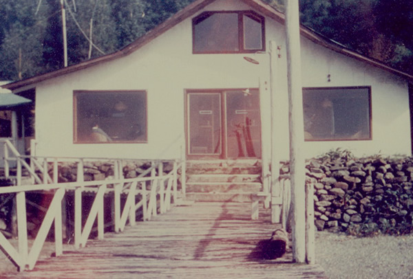 Puyuhuapi Lodge 1989
