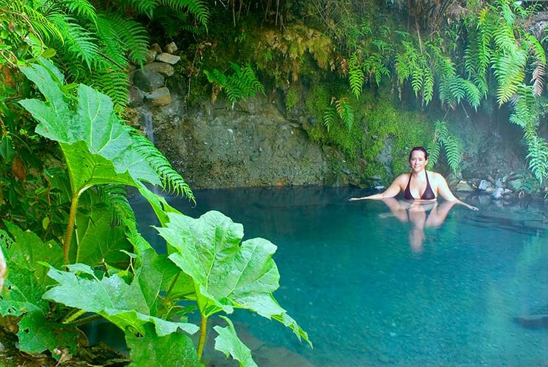 Puyuhuapi Hot Springs