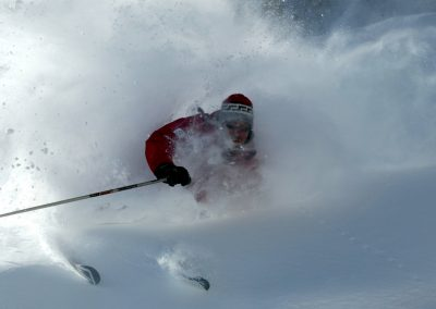 Centros de Ski _ Esquiador 01