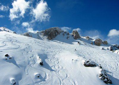 Centros de Ski _ Parva Fresh Tracks