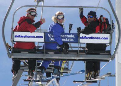 Centros de Ski _ silla-3-pers