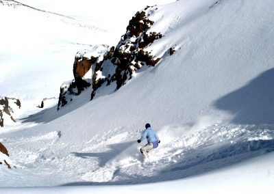 La Chimenea Parva Ski Centre