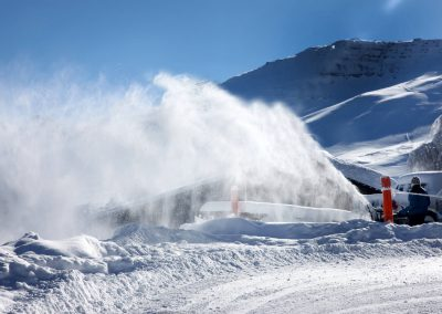 NIEVE Despejando Nieve Casa Colorado