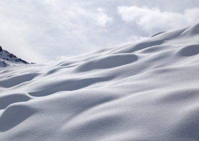 NIEVE Figuras Nieve Virgen