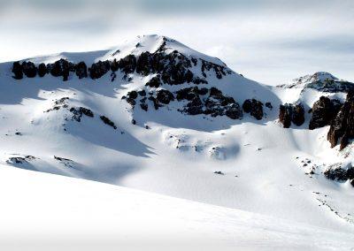 NIEVE Montaña Nevada Farellones 01