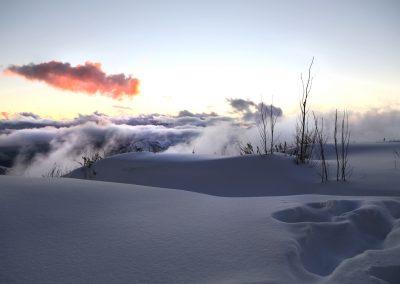 NIEVE  Nube y Nieve Farellones 02