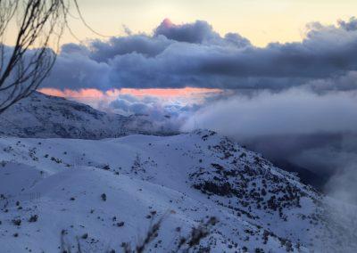 NIEVE Nube y Nieve Farellones 05