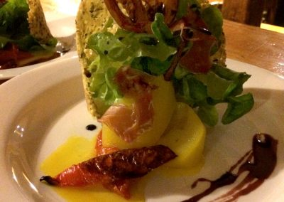 Restaurant Gastronomia Posada 06