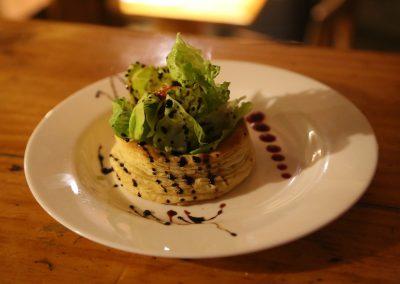 Restaurant Gastronomia Posada 12