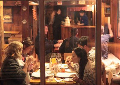 Restaurant Huespedes Posada Hotel  09