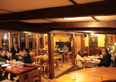 Restaurant Huespedes Posada Hotel  10