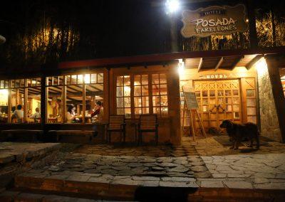 Restaurant posada 1