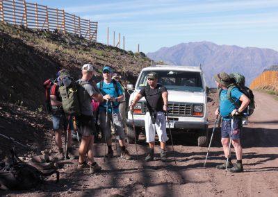 VERANO Trekking Farellones 03