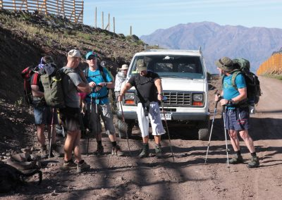 VERANO Trekking Farellones 04